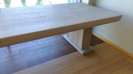 SK Design ST20 Dębowy Stół 117 x 280 cm