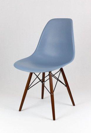 SK Design KR012 Gołębie Krzesło, Nogi wenge