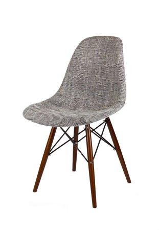 SK Design KR012 Tapicerowane Krzesło Lawa05, Nogi wenge