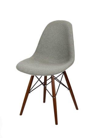 SK Design KR012 Tapicerowane Krzesło Malaga06 Wenge