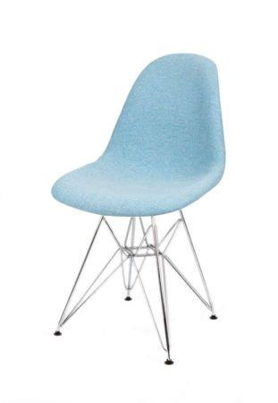 SK Design KR012 Tapicerowane Krzesło Malaga16 Chrom