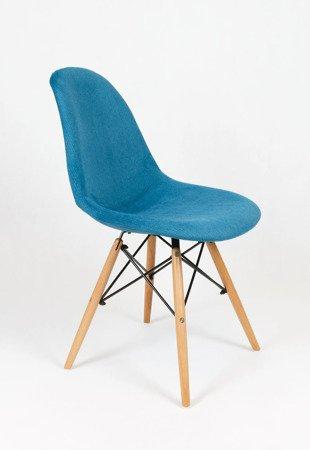 SK Design KR012 Tapicerowane Krzesło Pireus014 Buk
