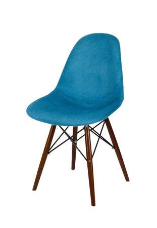 SK Design KR012 Tapicerowane Krzesło Pireus014 Wenge