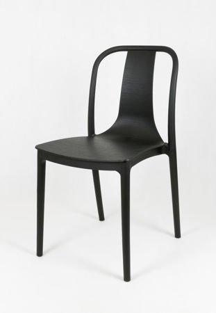 SK Design KR053 Czarne Krzesło