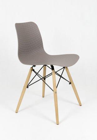 SK Design KR059 Krzesło Kawa z Mlekiem