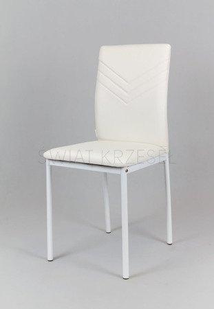 SK Design KS018 Białe Krzesło