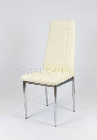 SK Design KS023 Kremowe Krzesło