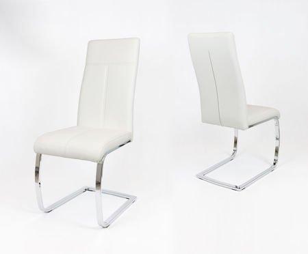 SK Design KS028 Białe Krzesło