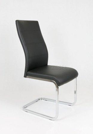 SK Design KS032 Czarne Krzesło
