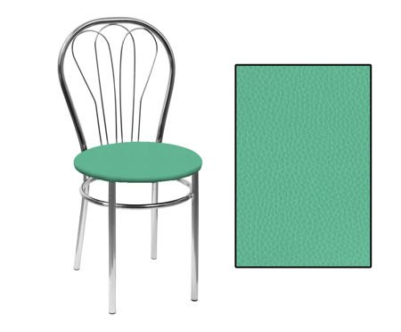SKN Krzesło Venus Seledynowe (zielone)