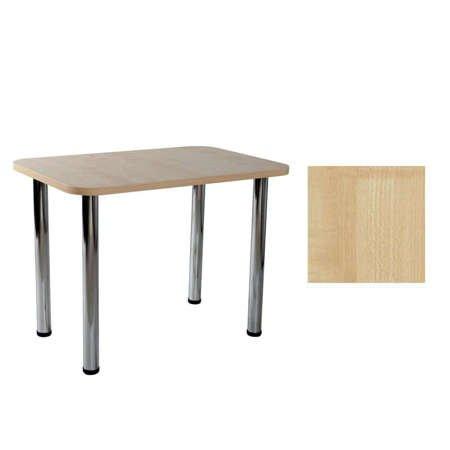 Stół Carlo 03 Klon 50x80x1,8